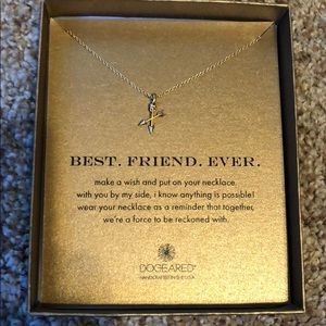 Dogeared Jewelry - Brand new Dogeared Best. Friend. Ever Necklace